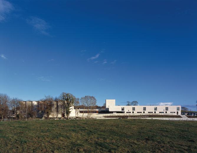 Ardscoil Mhuire Ballinasloe Grafton Architects