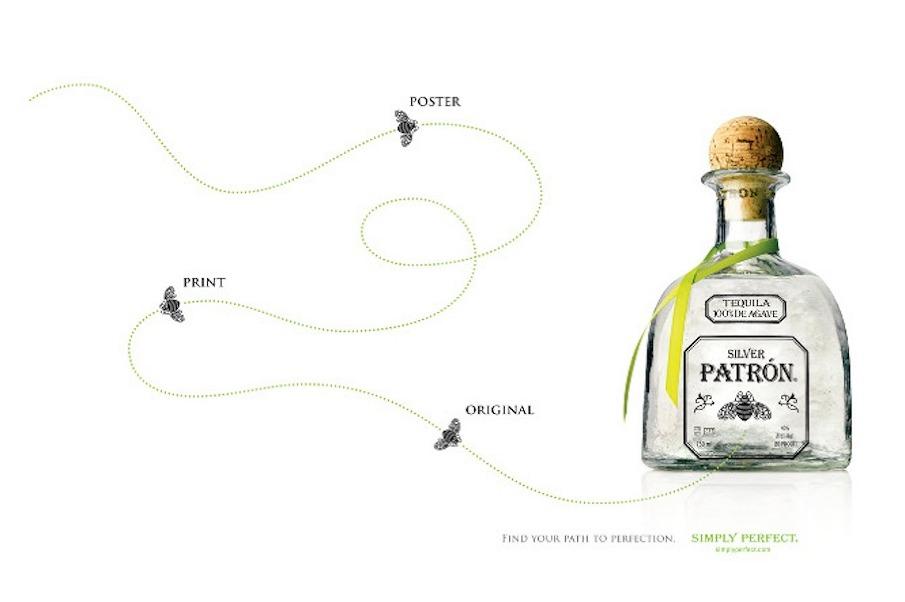 patron tequila kevin egan says hello